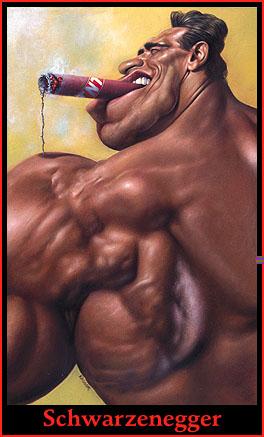 Schwarzenegger - klikni  > další Fotka