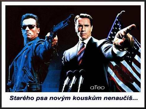 Arnold - klikni  > další Fotka