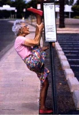 Gymnastka - klikni  > další Fotka