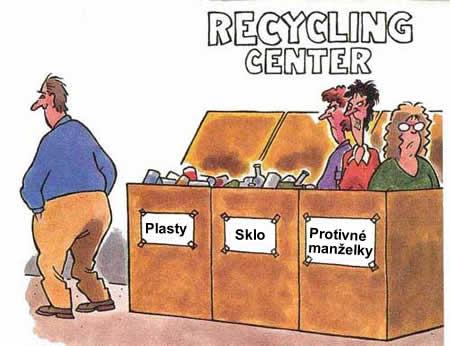 Recyklace - klikni  > další Fotka