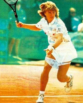 Tenistka - klikni  > další Fotka
