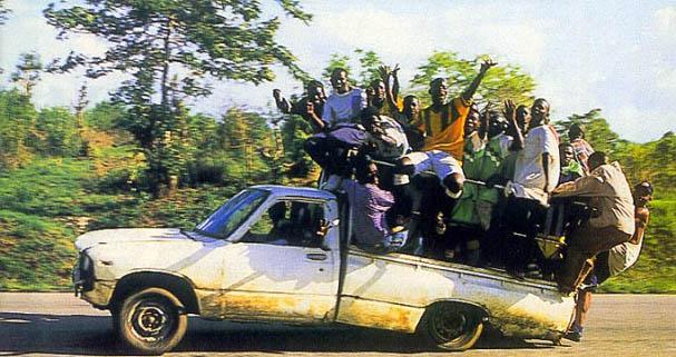Afrika - klikni  > další Fotka