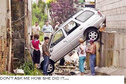 Žena za volantem - klikni  > další Fotka
