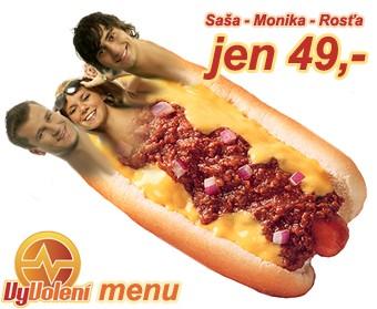 Hot dog - klikni > další Fotka