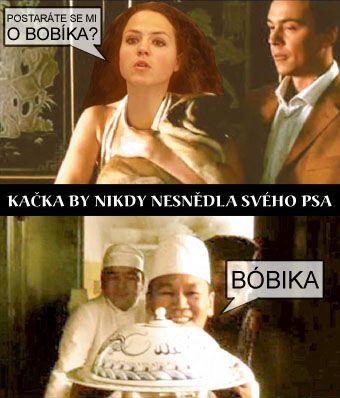 Kačenka a Bobik - klikni  > další Fotka