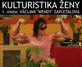 Wendy je žena činu! - klikni  > další Fotka